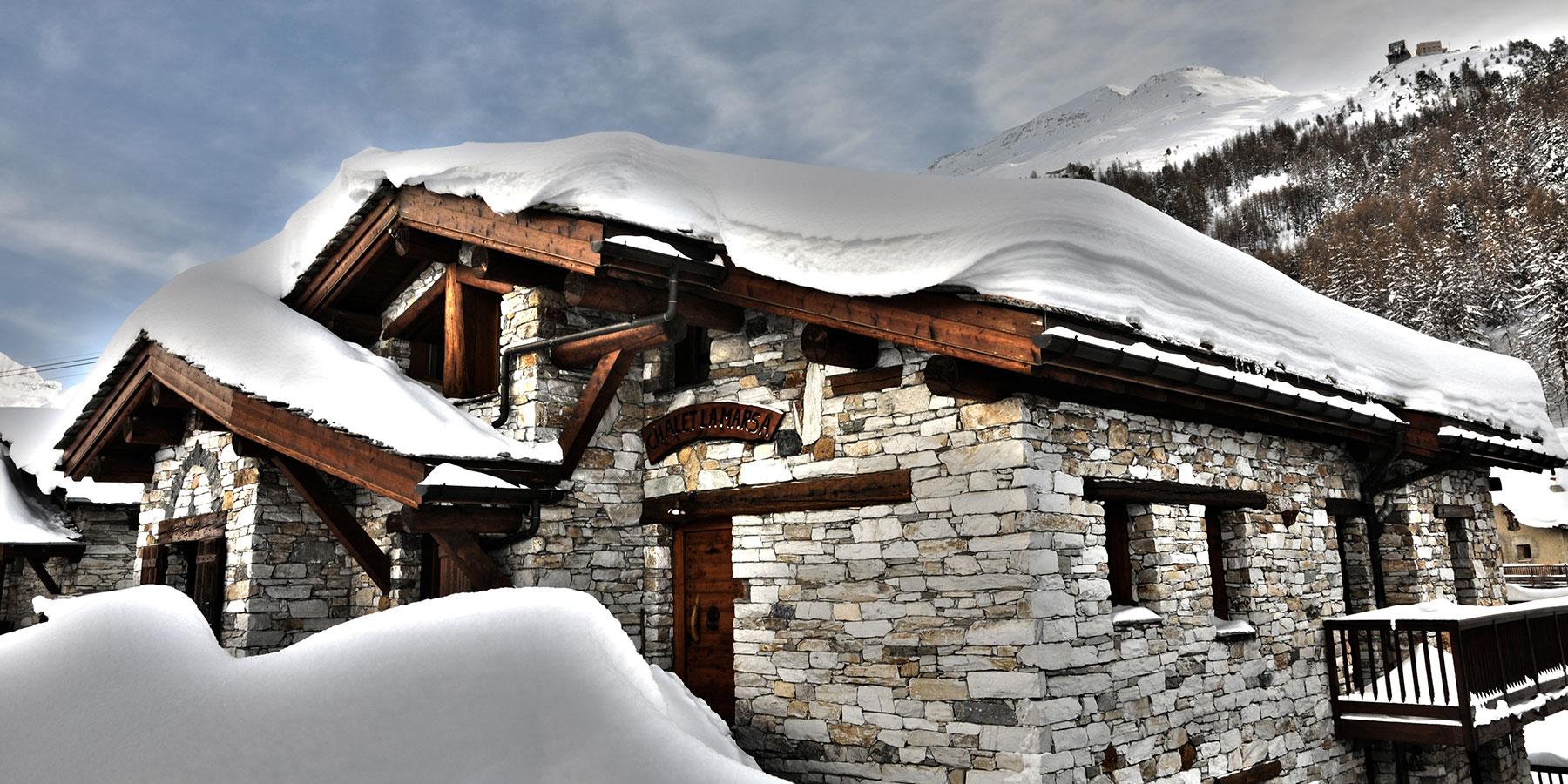 Réservez votre séjour à la neige dès maintenant...