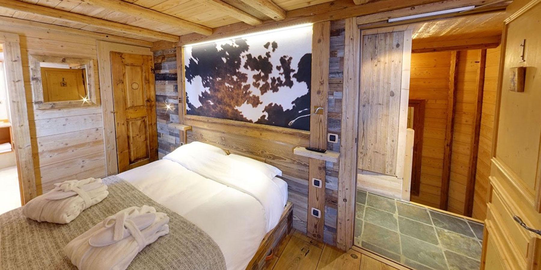 6 chambres tout confort avec salles de bain